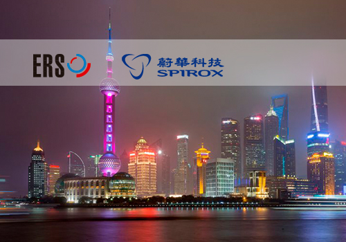 ERS electronic is adding Spirox Technology Co., Ltd. as a new sales channel partner in China.