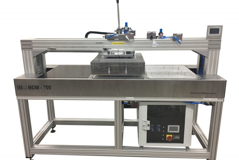 ERS electronic GmbH takes the lead in Fan-Out Panel Level Packaging equipment manufacturing with its new thermal debonding tool, the MPDM700